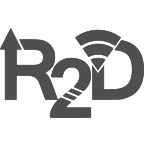 R2D – Road to Digital Production Logo